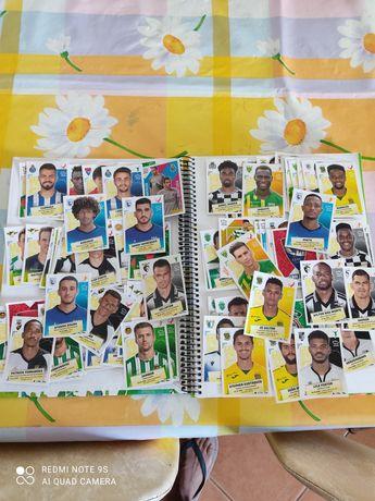 Panini Futebol 2020/21 Lote 96 Autocolantes Portes Grátis