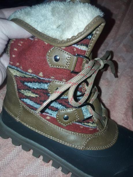 Зимние ботинки США