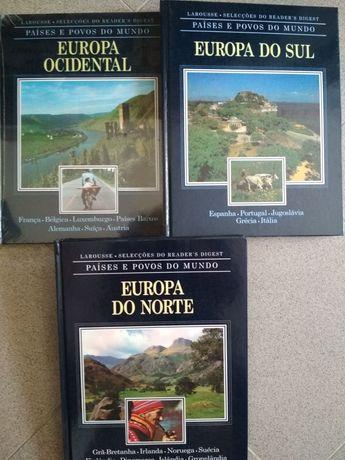 Coleção de livros Países e Povos do Mundo