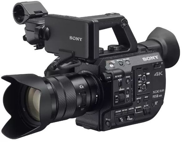 Kamera Sony PXW-FS5 Mark II 4K z Gwarancją