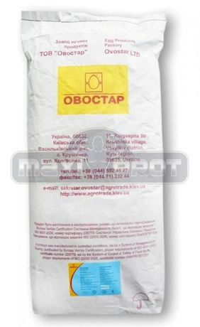 Альбумин 85 % ( яичный протеин ) Овостар