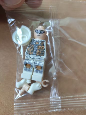 Figurka - komandos - zima - nowa figurka typu klocki