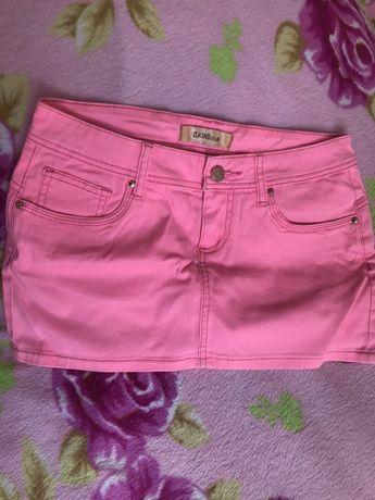 Продам женскую джинсовую юбку