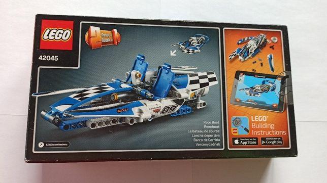 LEGO Technic 42045 Wyścigowy wodolot NOWE okazja SPRZEDAM Kraków