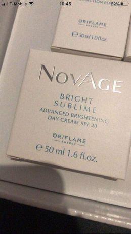 Zestaw Novage Bright Sublime Oriflame