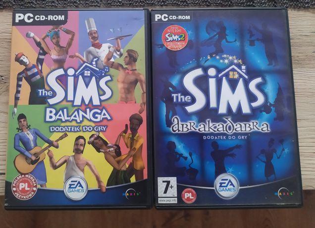 The Sims dodatki do gry !!! PC . Polecam