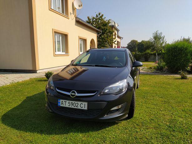 Opel Astra J 2013 ( рідний пробіг)
