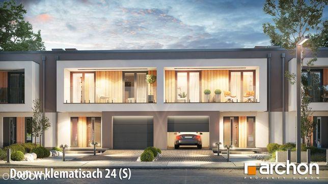 Piękny, nowoczesny dom w stanie deweloperskim!