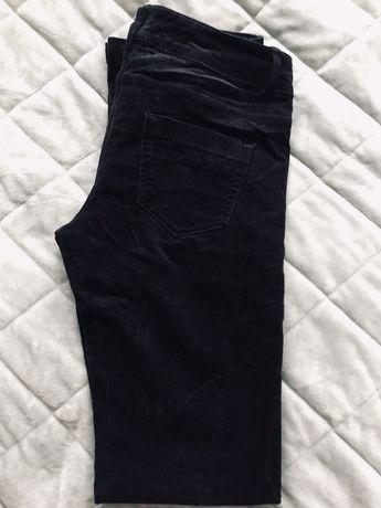 Spodnie sztruksowe United colors of benetton