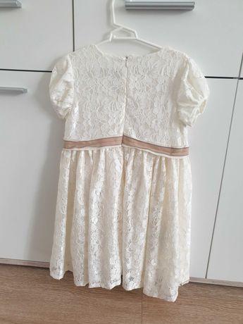 Sukienka dzewczęca 110-116 cm