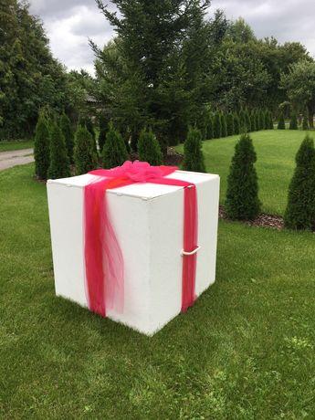Sprzedam skrzynia/pudło na balony! PILNE!!
