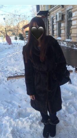 Норковая Шуба 46р.