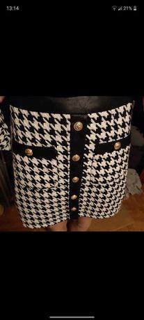 Komplet spódnica i żakiet