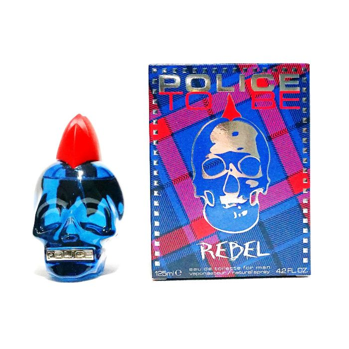 Perfumy   Police   To Be Rebel   125 ml   edt