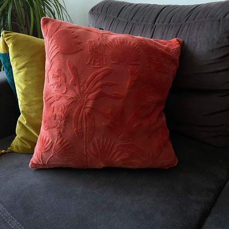 Poszewka na poduszkę 45x45 cm Orange pomarańcz ozdoba dekoracja NOWA