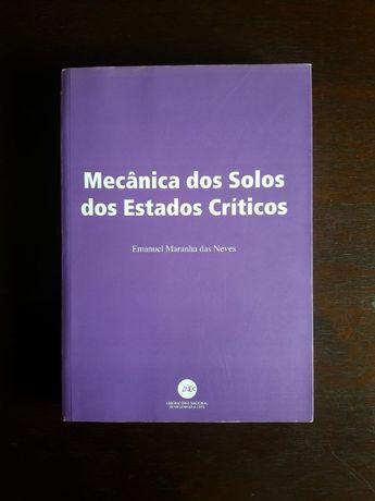 Livro Mecânica dos Solos dos Estados Críticos