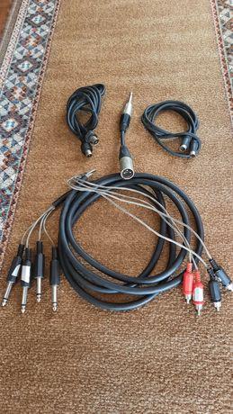 cabos Balanceado 4 canais Cabo Cordial