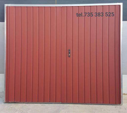 Brama garażowa na wymiar. Producent!