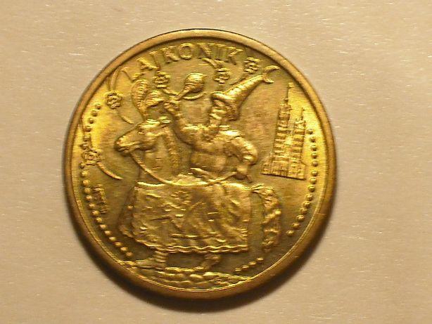 Legendy Krakowa- Lajkonik, medal okolicznościowy