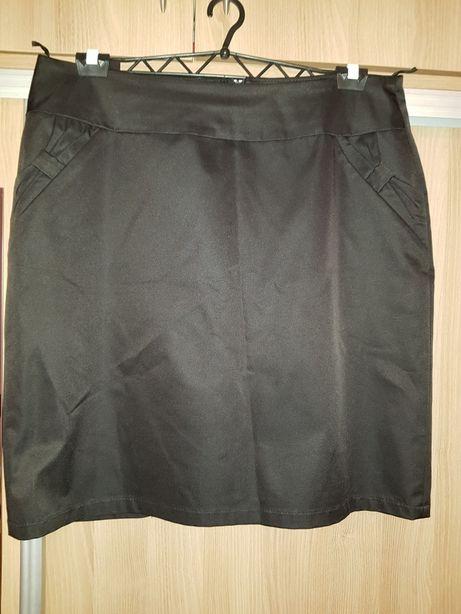 Spódnica czarna rozmiar 50 xxl