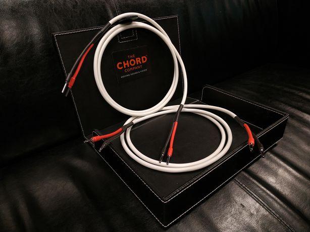 Chord Odyssey X kabel głośnikowy konfekcja Trans Audio Hi-Fi Wrocław