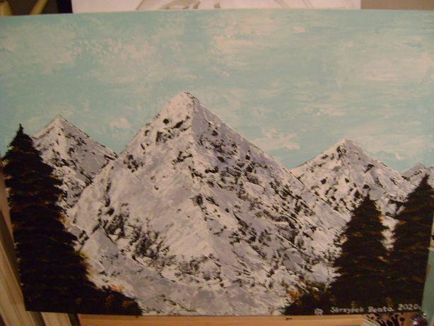 obraz Góry