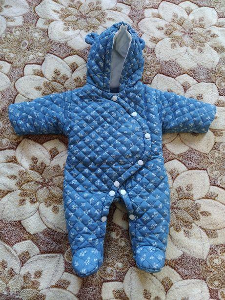 """Комбинезон демисезонный для новорожденного 0-3 месяца """"Mag baby"""""""