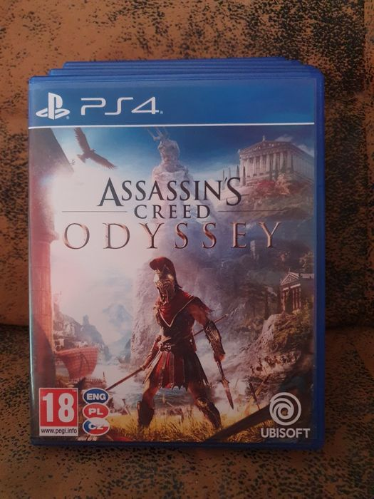 assassin's creed odyssey ps4 Raciechowice - image 1