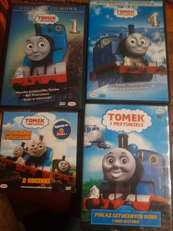 Bajka na DVD  Tomek i przyjaciele