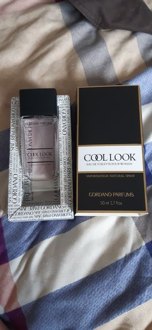 Cool look perfumy