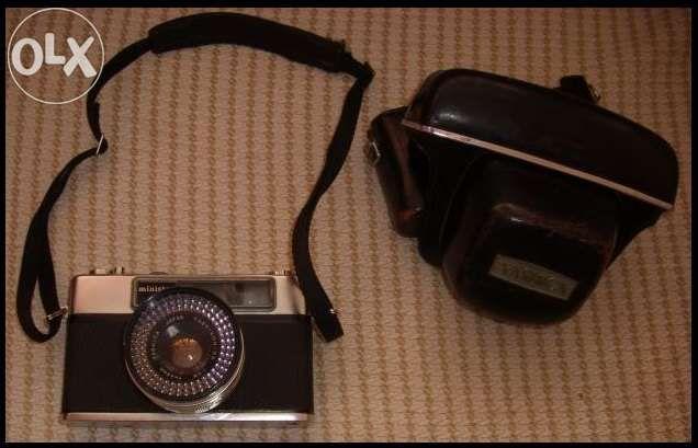 maquina fotografica yashika