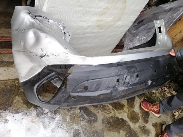 Задний бампер, крышка багажника. Mitsubishi Outlander 2020