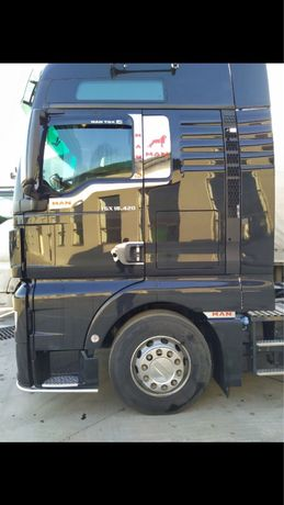 Декоративні Хромировані Накладки на грузовики