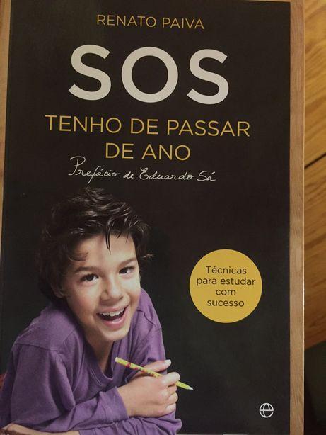 Livro SOS Tenho de Passar de Ano c/ portes incluídos