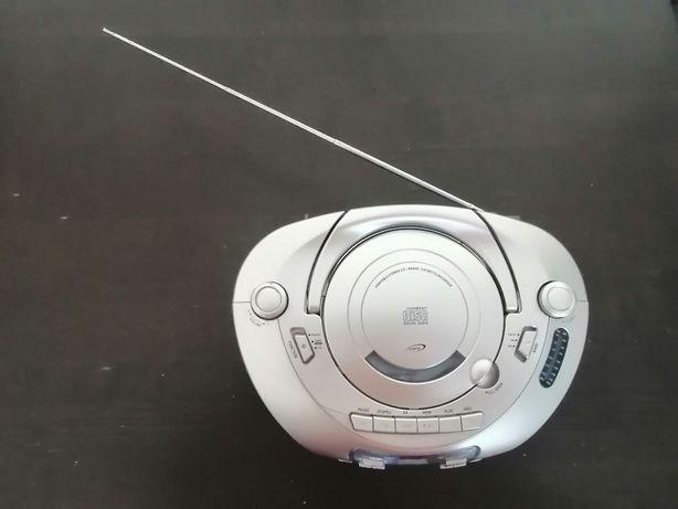 Odtwrzacz CD / mp3 DAEWOO radio stereo