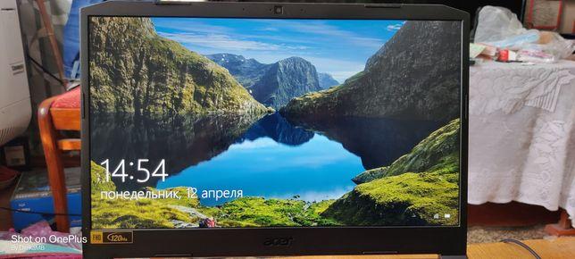 Ноутбук Nitro 5 / IntelCore i5 / SSD 1Tb / RTX 2060 / RAM 16Gb