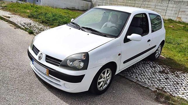 Renault clio 1.5dci c/ac 220mil kms