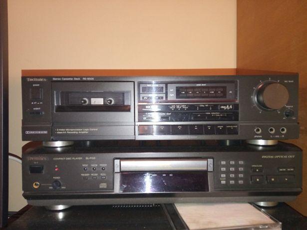 Technics RS-B505 magnetofon