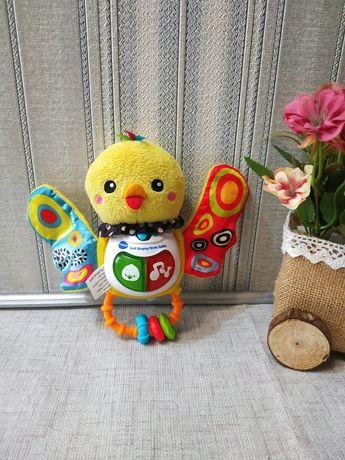 Музыкальные игрушки для малышей Fisher price, Vtech