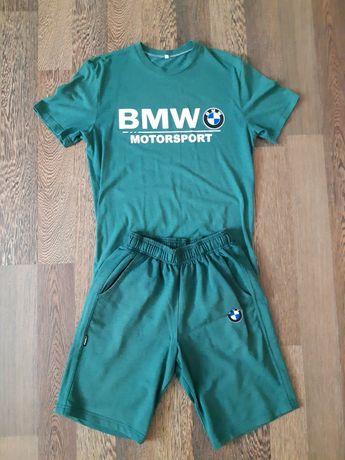 Футболка + шорты размер S-M, костюм двойка подросток