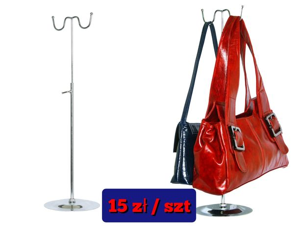 Stojaki na torebki 7 sztuk