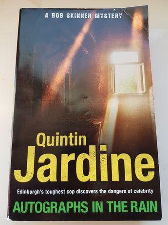 Quintin Jardine - Autographs in the Rain j. angielski