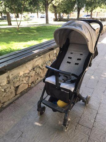 Kinderkraft каляска прогулка