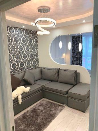 Уютная квартира с мебелью и техникой