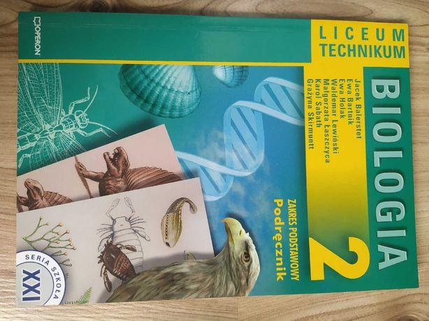 Biologia 2 podręcznik