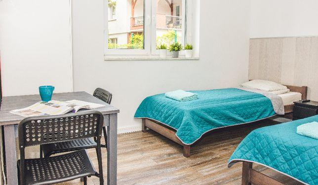 Noclegi, pokoje z łazienkami, apartamenty - Świecie centrum