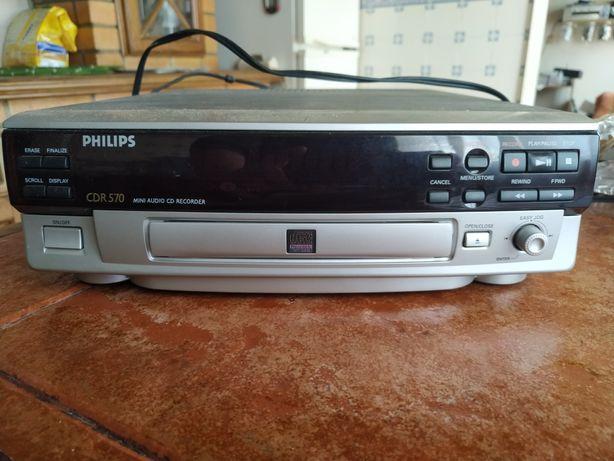 Vendo  gravador de CD de áudio