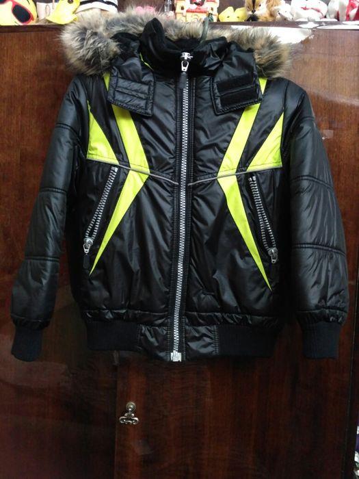 Куртка Ленне  зимняя для мальчика Николаев - изображение 1