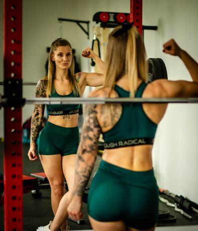 Trener personalny kobiet, dietetyk, doradca żywieniowy