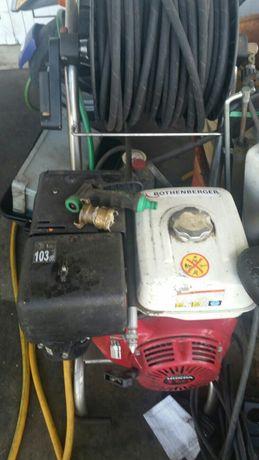 Máquina alta pressão